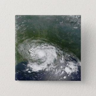Tropischer Sturm Bertha Quadratischer Button 5,1 Cm