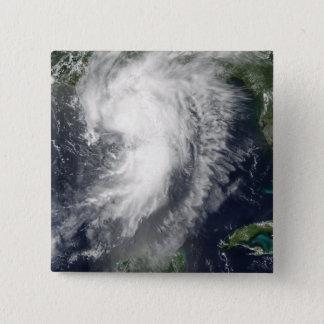 Tropischer Sturm Cindy Quadratischer Button 5,1 Cm