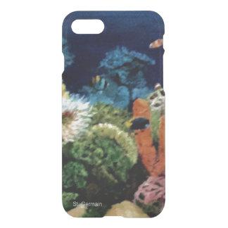 Tropisches Aquarium iPhone 8/7 Hülle
