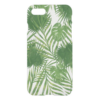 Tropisches Blätter iPhone 8/7 Hülle