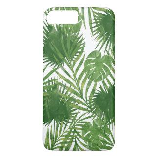 Tropisches Blätter iPhone 8 Plus/7 Plus Hülle