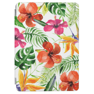 Tropisches BlumeniPad Air ケース des bunten iPad Air Hülle