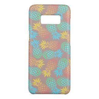 tropisches buntes Ananasmuster des eleganten Case-Mate Samsung Galaxy S8 Hülle