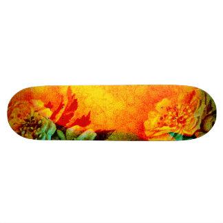 Tropisches GrenzSkateboard Personalisierte Decks