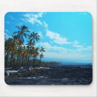 Tropisches Hawaii-Landschaftmousepad Mousepads