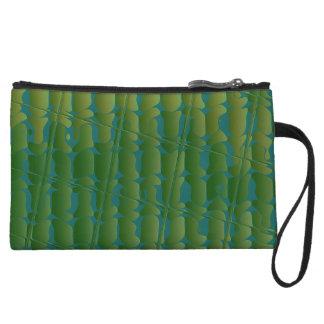 Tropisches inspiriertes Muster Wristlet