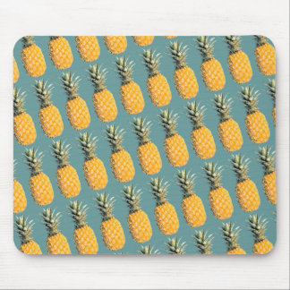 tropisches Muster der Ananas Mousepad