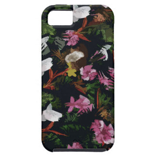 Tropisches Muster iPhone 5 Schutzhüllen