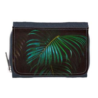 Tropisches Palmblatt-entspannendes grünes
