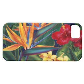 Tropisches Paradies hawaiisches iPhone 5 Hüllen