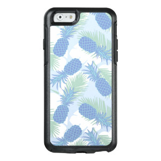 Tropisches Pastellananas-Muster OtterBox iPhone 6/6s Hülle