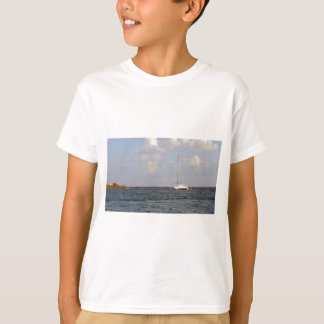 tropisches Segeln T-Shirt