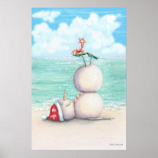 Tropisches Yoga-Plakat durch idyl-wyld Entwurf, Poster