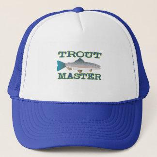 troutmaster truckerkappe