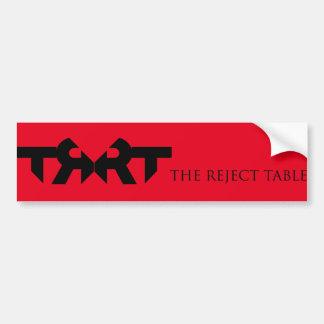 TRT Autoaufkleber