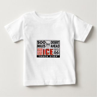 truckstop66 baby t-shirt