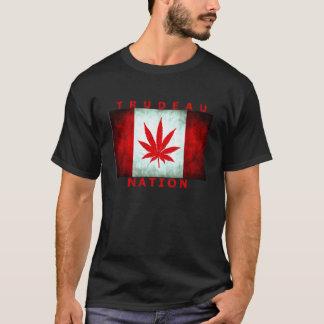 TRUDEAU TOPF-NATION T-Shirt