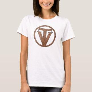 TrueVangaurd Logo-Shirt - Frauen T-Shirt