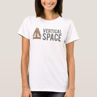 TrueVanguard - vertikaler Raum - Frauen gepasst T-Shirt