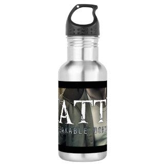 Trümmer-Edelstahl-Wasser-Flasche Edelstahlflasche