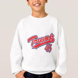 Trump-45-RED Sweatshirt