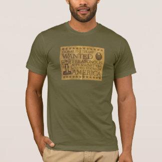 Trumpf Aktien-[für] im Treasonous Taten-T - Shirt