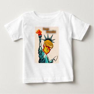 Trumpf als orange Mousselini Baby-T - Shirt
