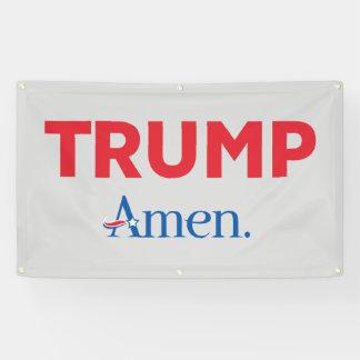 TRUMPF amen Banner