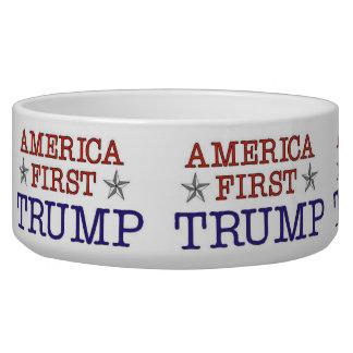 Trumpf Amerika erstes Napf