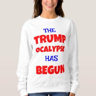 Trumpf-Apokalypse Sweatshirt