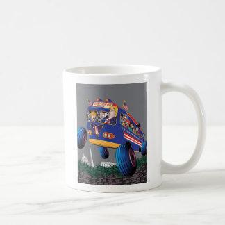 Trumpf-Bus Kaffeetasse
