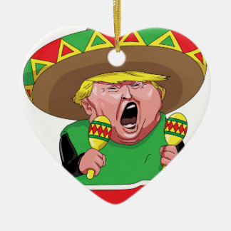 Trumpf Cinco Des Mayo Keramik Ornament