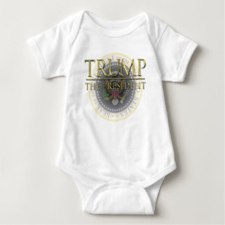 Trumpf - das Präsidentenbaby-Shirt Baby Strampler