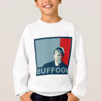 Trumpf/Drumpf: Possenreißer (Hoffnungsfarben) Sweatshirt