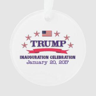 Trumpf-Einweihung Ornament