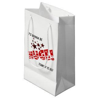 Trumpf-ENORME Party-Feier-Geschenk-Tasche Kleine Geschenktüte