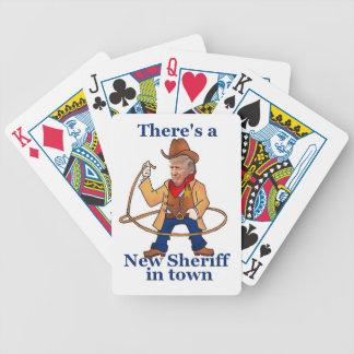 TRUMPF Eröffnungsspielkarten Bicycle Spielkarten