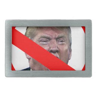 TRUMPF FREI: Machen Sie Amerika-Trumpf frei Rechteckige Gürtelschnalle