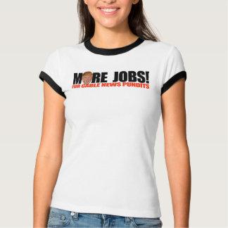 Trumpf für mehr Kabel-Nachrichten-Jobs - .png T-Shirt