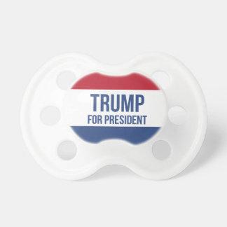 Trumpf für Präsidenten Pacifier Schnuller