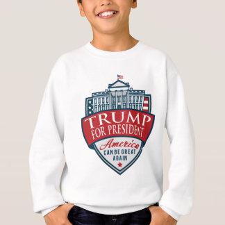 Trumpf für Präsidenten Sweatshirt