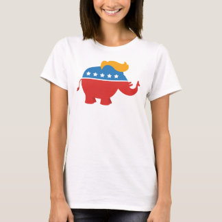 Trumpf GOP-Elefant T-Shirt