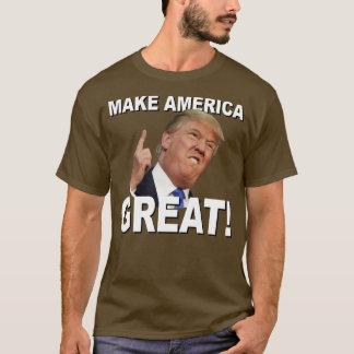 Trumpf greift T-Stück mit Kernwaffen an T-Shirt