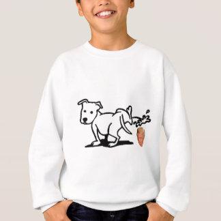 Trumpf-Hund Sweatshirt