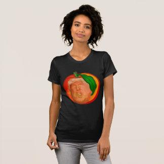 Trumpf in T - Shirt die OM der Pfirsich-Frauen,