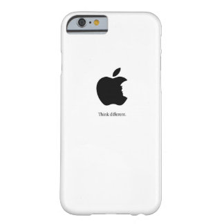 Trumpf-inspirierter dünner Telefon-Kasten Barely There iPhone 6 Hülle