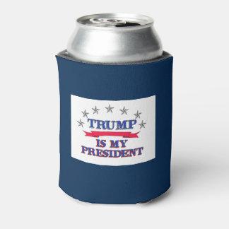 Trumpf ist mein Präsident Dosenkühler