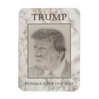 Trumpf, Kommandant - herein - Leiter Magnet