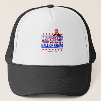 Trumpf-Konkurs-Hall of Fame Truckerkappe