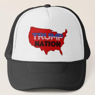Trumpf-Nation Truckerkappe